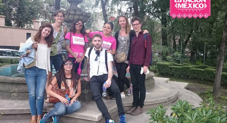 Estación México Free Walking Tour Coyoacan Mexico — #14