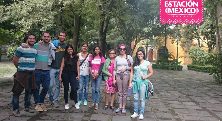 Estación México Free Walking Tour Coyoacan Mexico — #2