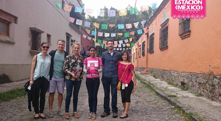 Estación México Free Walking Tour Coyoacan Mexico — #15