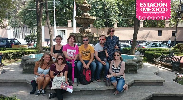 Estación México Free Walking Tour Coyoacan Mexico — #17