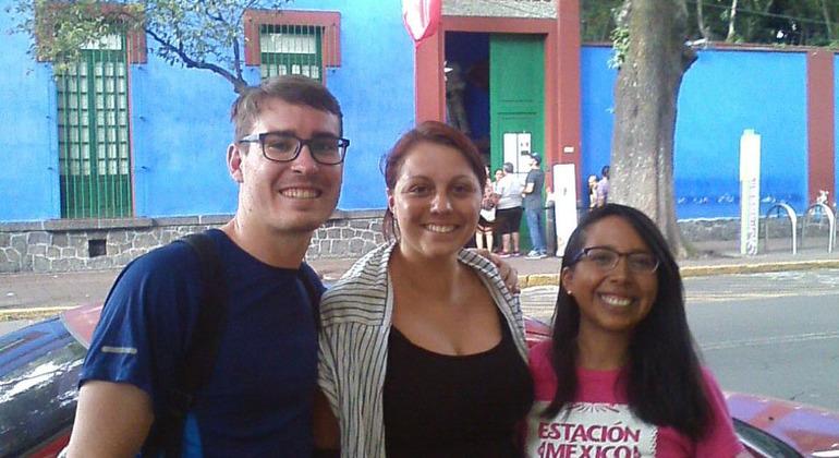 Estación México Free Walking Tour Coyoacan Mexico — #19