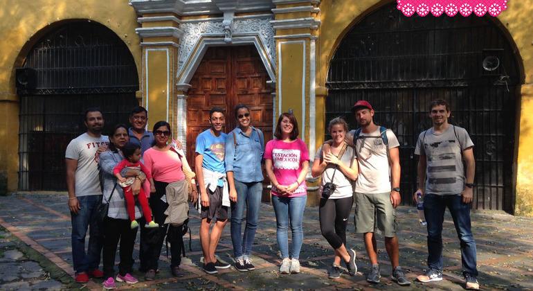 Estación México Free Walking Tour Coyoacan Mexico — #20