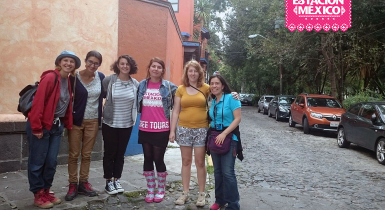 Estación México Free Walking Tour Coyoacan Mexico — #21