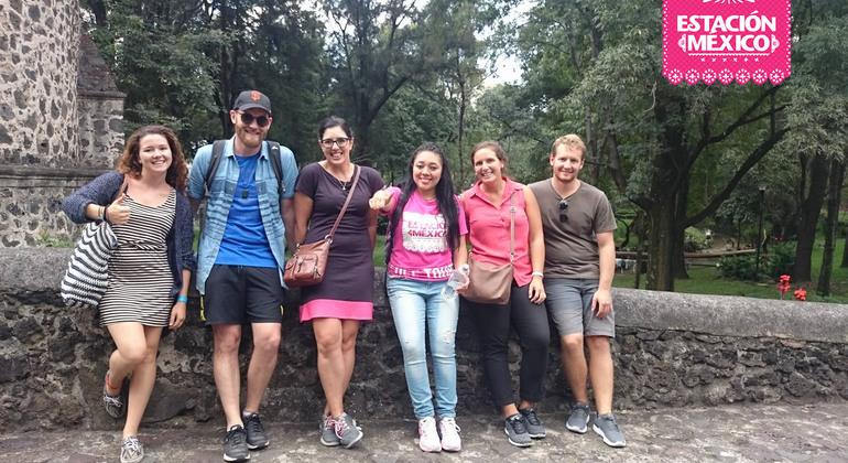 Estación México Free Walking Tour Coyoacan Mexico — #22