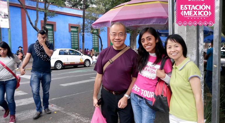 Estación México Free Walking Tour Coyoacan Mexico — #26