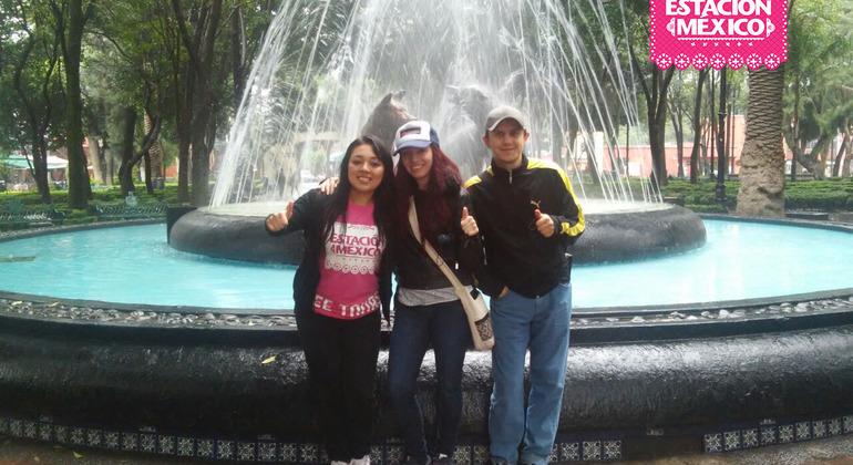 Estación México Free Walking Tour Coyoacan Mexico — #28
