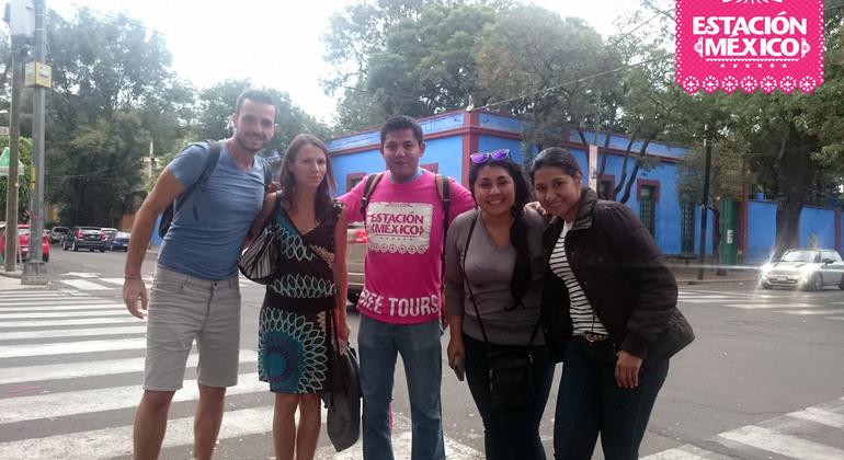 Estación México Free Walking Tour Coyoacan Mexico — #29