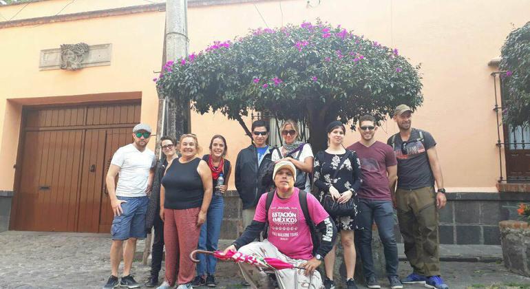 Free Walking Tour Coyoacan Mexico — #32