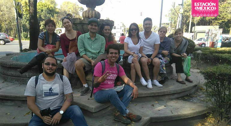 Free Walking Tour Coyoacan Mexico — #34