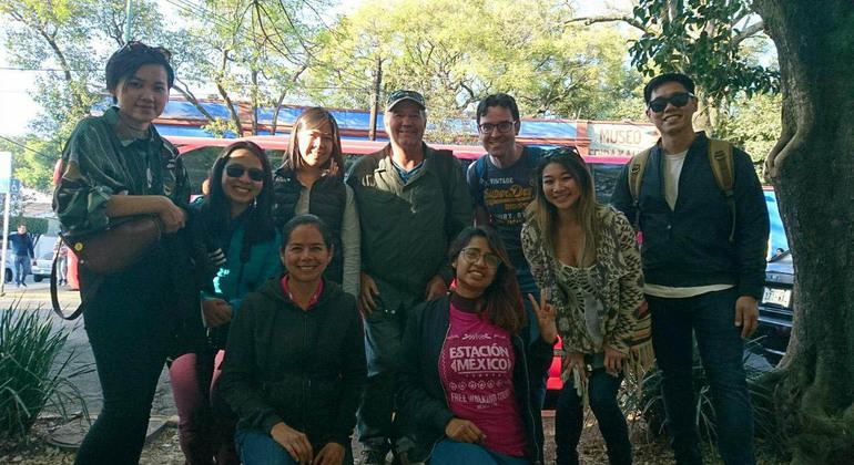 Free Walking Tour Coyoacan Mexico — #36