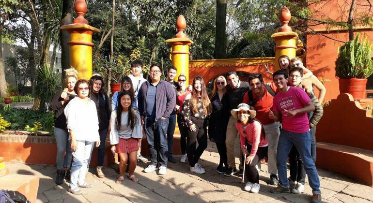 Free Walking Tour Coyoacan Mexico — #38