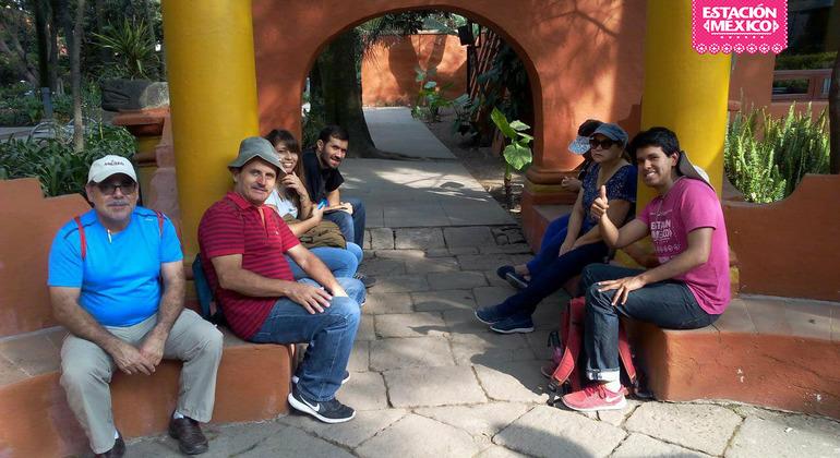 Free Walking Tour Coyoacan Mexico — #39