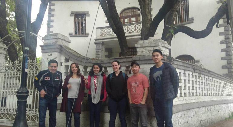 Free Walking Tour Coyoacan Mexico — #40