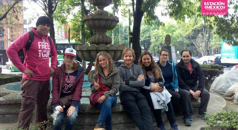 Free Walking Tour Coyoacan Mexico — #41