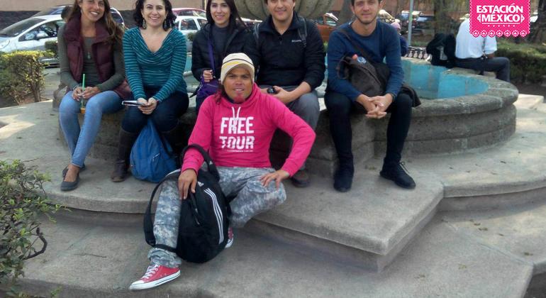 Free Walking Tour Coyoacan Mexico — #43