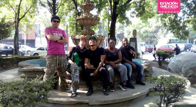 Free Walking Tour Coyoacan Mexico — #45