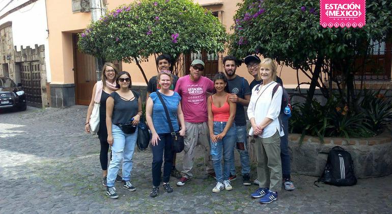 Free Walking Tour Coyoacan Mexico — #46
