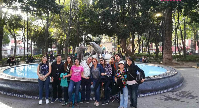 Free Walking Tour Coyoacan Mexico — #47