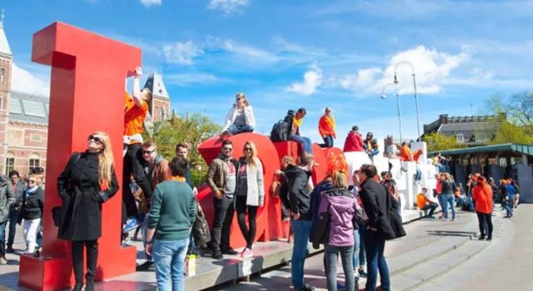 Free Historical Centre Tour Amsterdam Netherlands — #4
