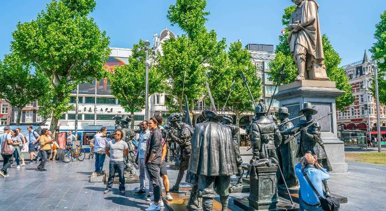 Free Historical Centre Tour Amsterdam Netherlands — #5