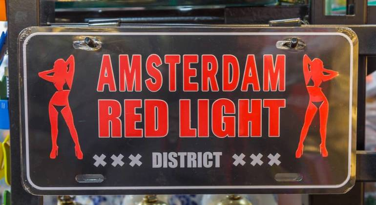 Free Red Light District Tour Amsterdam Netherlands — #2