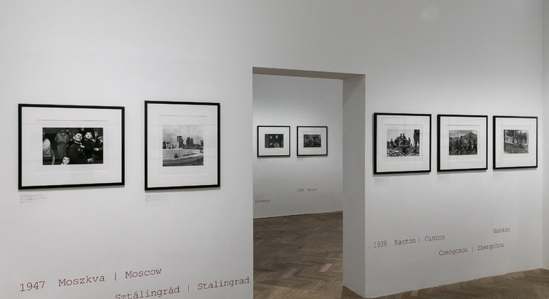 Robert Capa Contemporary Photography Center Visit Hungary — #9