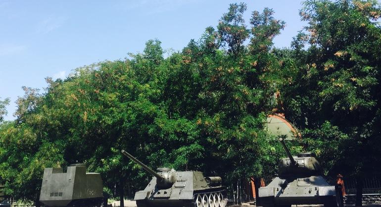 411 Battery - Soviet Military Tour Ukraine — #2