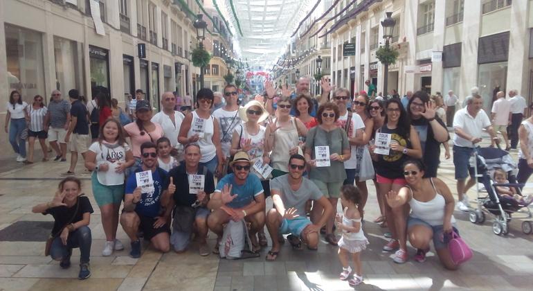 Free Tour Malaga en Español Provided by Málaga Turismo ES: Visitas guiadas