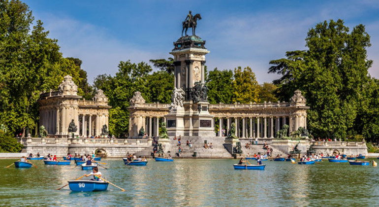 Madrid Free Guided Tour - Madrid | FREETOUR.com