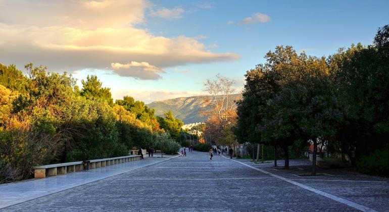 Athens Sunset Free Walking Tour Greece — #20