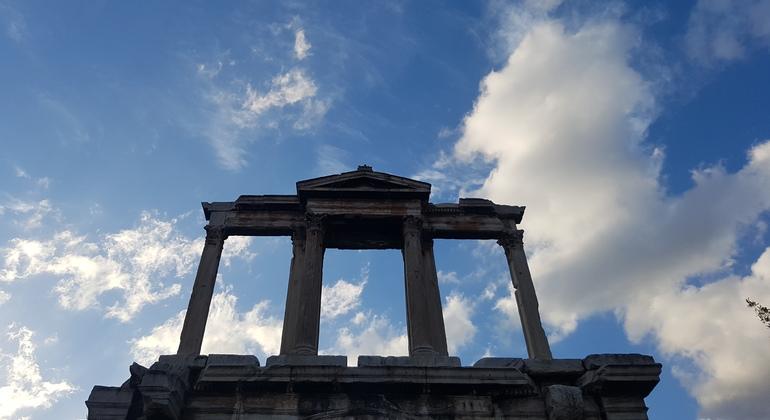 Athens Sunset Free Walking Tour Greece — #7