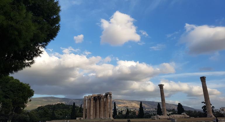 Athens Sunset Free Walking Tour Greece — #8