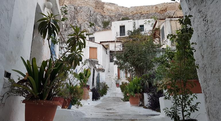 Athens Sunset Free Walking Tour Greece — #13