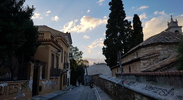 Athens Sunset Free Walking Tour Greece — #12