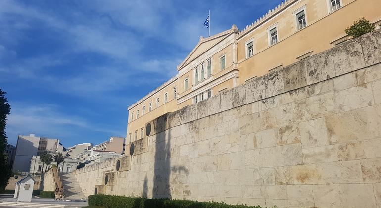 Athens Sunset Free Walking Tour Greece — #2