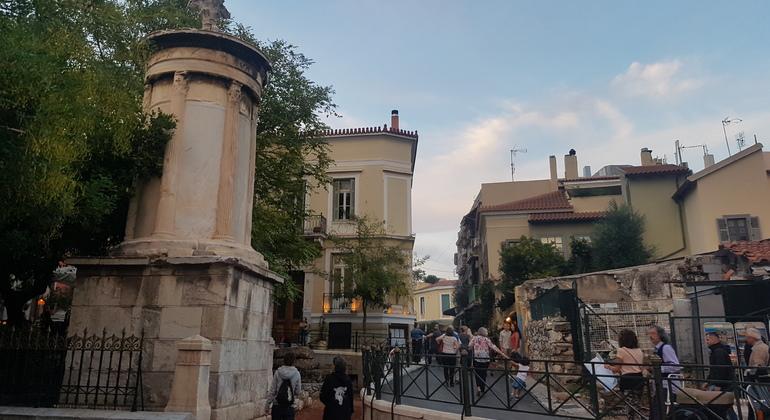Athens Sunset Free Walking Tour Greece — #10