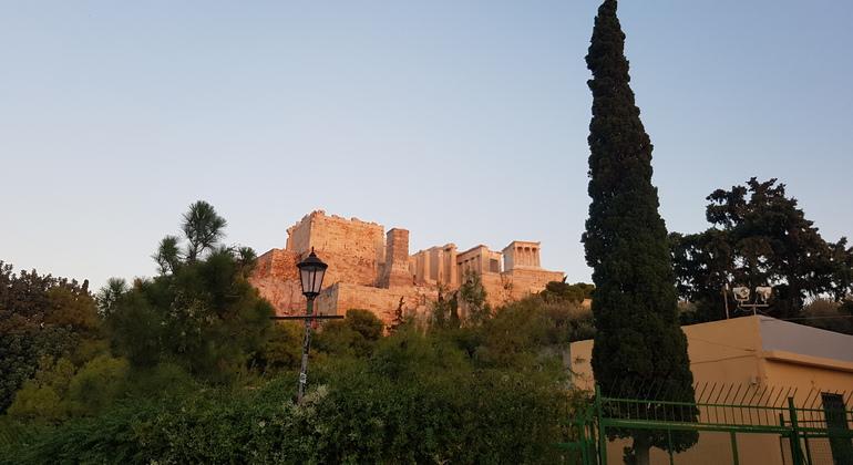 Athens Sunset Free Walking Tour Greece — #17