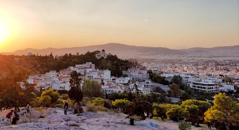 Athens Sunset Free Walking Tour Greece — #16