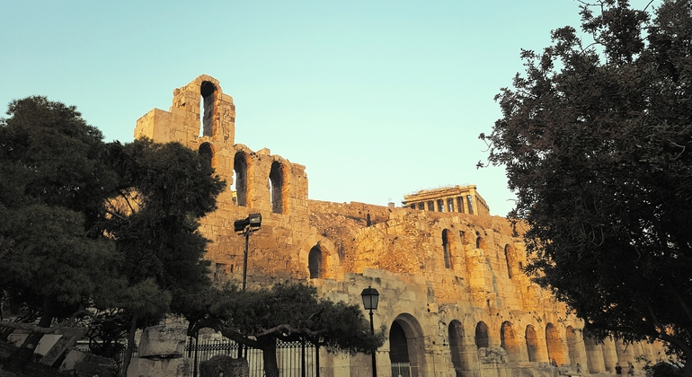 Athens Sunset Free Walking Tour Greece — #18