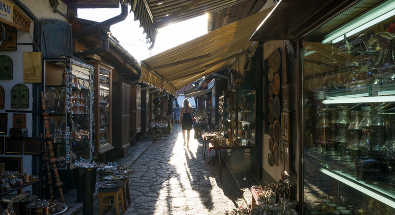 Sarajevo Old Town Walking Tour Provided by Tallest Tourguide Tours