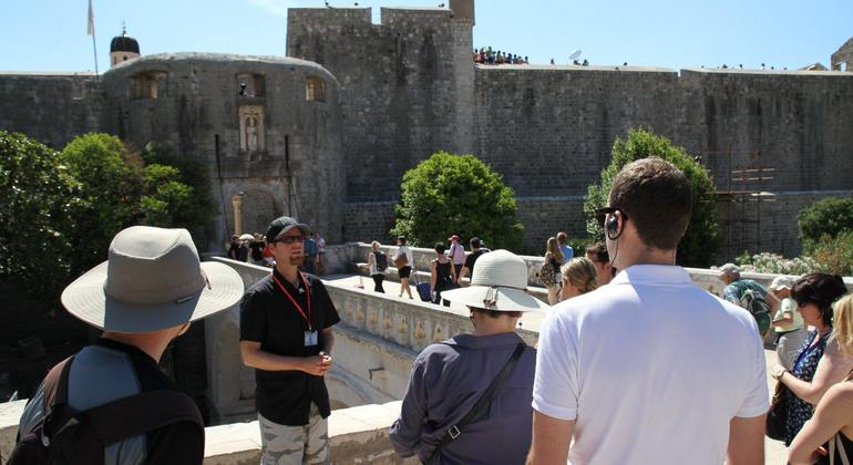 Walking tour: The Old Town of Dubrovnik Operado por Dubrovnik Walks