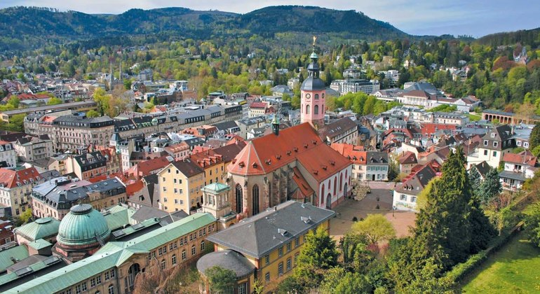 Free Walking Tour in Baden-Baden Germany — #1