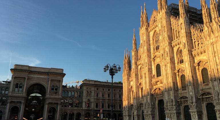 The Faces of Milan Walking Tour Provided by Carlos Di Bonifacio