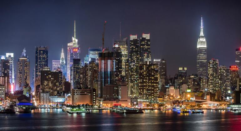 Panoramic Night Tour of New York City Provided by Mildred Garcia