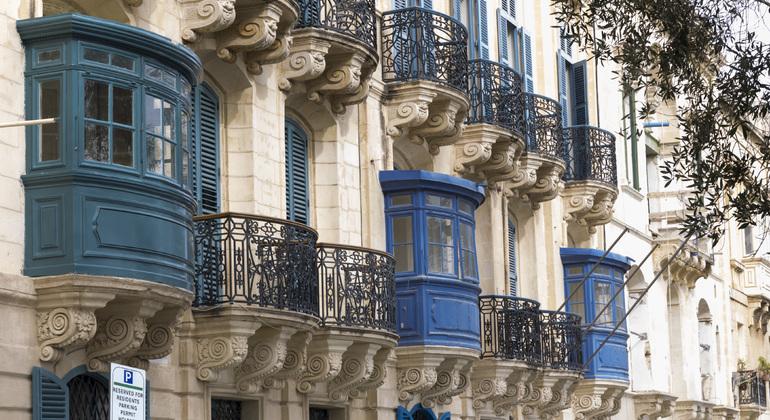 Valletta City Walking Tour Provided by City Walking Tours Malta