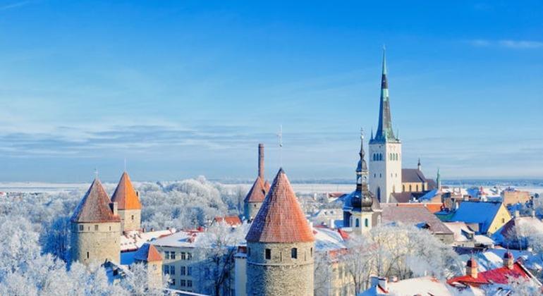 Tallinn Day Tour from Helsinki Provided by Helsinki Tour