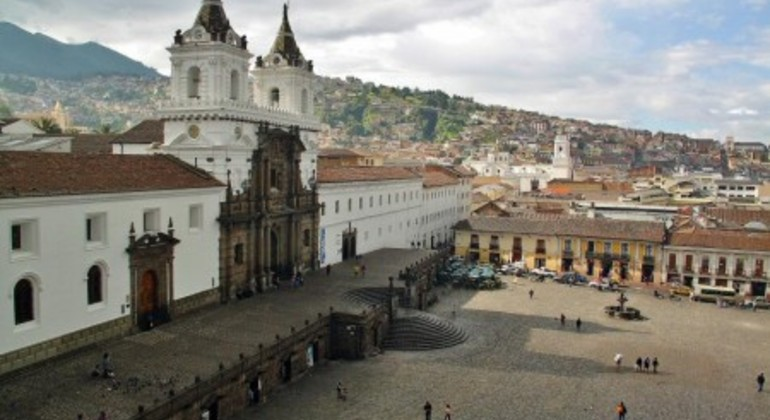 Walking Tour in the Historical Centre of Quito Provided by Juan Sebastian Ortiz