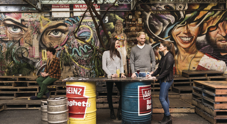 Uncover Hidden Laneway Bars Provided by Walks 101