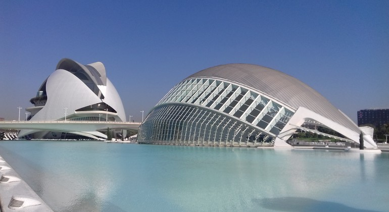 Santiago Calatrava Life and Works Provided by Enrique Alapont Asins