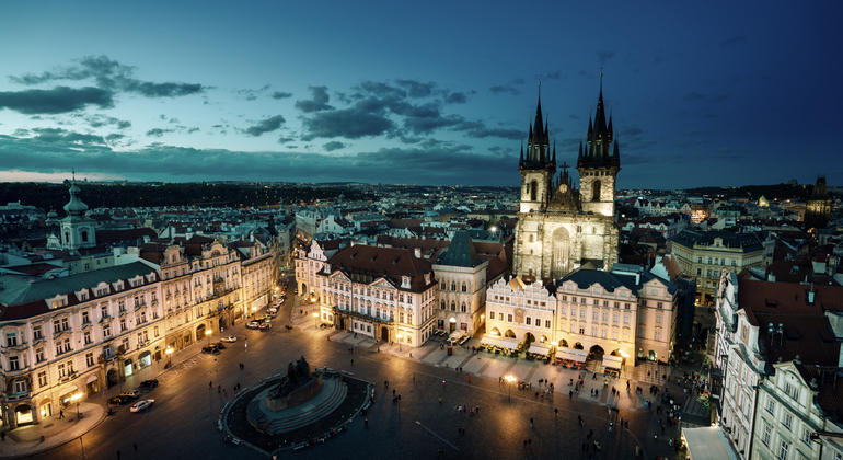 Free Tour of the Old City and the Jewish Quarter Provided by Vive Praga Tours